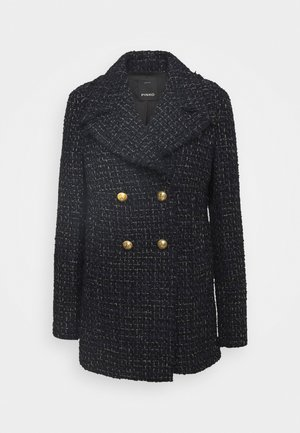 PRIMO CABAN COAT - Short coat - blue nero