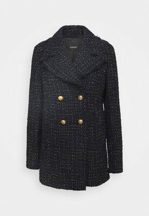 PRIMO CABAN COAT - Krótki płaszcz - blue nero