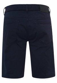BRAX - BENNET - Denim shorts - marine - 6