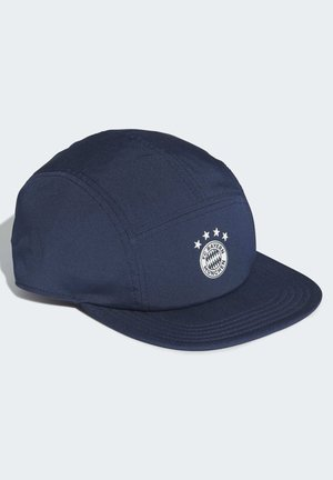 FC BAYERN FIVE-PANEL CAP - Cap - blue