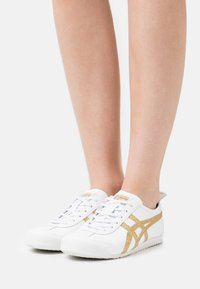 Onitsuka Tiger - MEXICO 66 - Sneakers - white/pure gold - 0