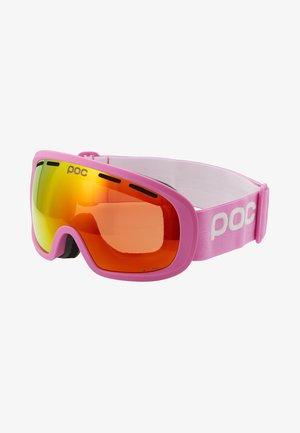 FOVEA MID CLARITY - Skibrille - actinium pink/spektris orange