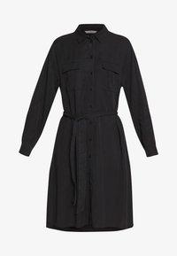 ONLKARLA - Shirt dress - black