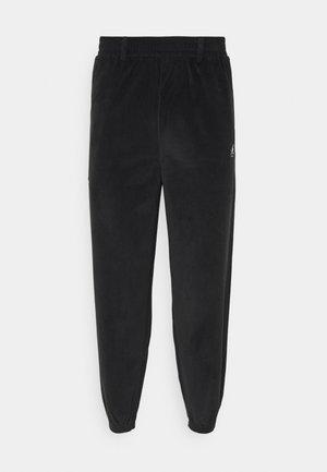 OREGON TROUSERS - Trousers - black