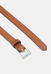 Marc O'Polo - BELT STYLE HELMI - Belt - soft clay - 1