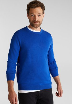 AUS 100% ORGANIC COTTON - Jumper - bright blue