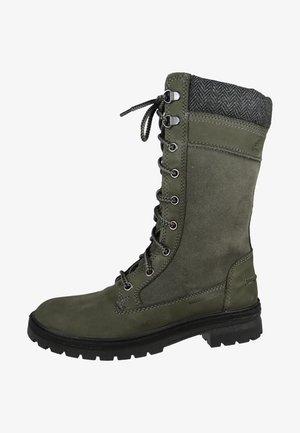 Winter boots - green