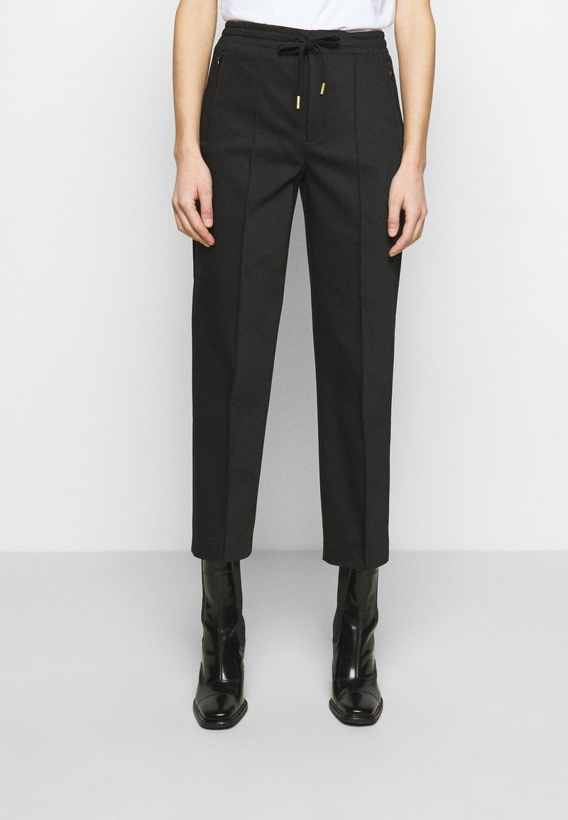 DRYKORN - ACCESS - Trousers - black