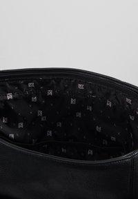 Kidzroom - DIAPERBAG KIDZROOM PRECIOUS - Baby changing bag - black - 4