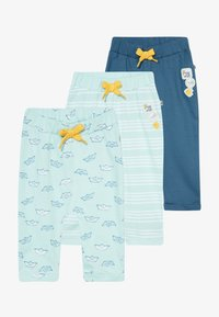 Jacky Baby - SAVE OUR SEAS 3 PACK - Trousers - mint - 5