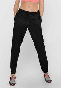 ONLY Play - Pantalones deportivos - black - 0