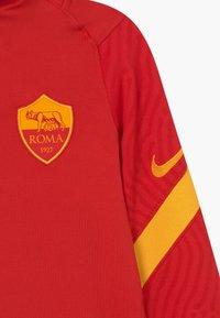 Nike Performance - AS ROM Y - Club wear - university red/university gold - 3
