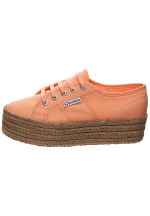 Zapatillas - orange melon