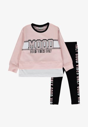 SET - Sweatshirt - pembe