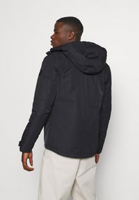Jack & Jones - JCOBEATLE JACKET - Light jacket - black - 2