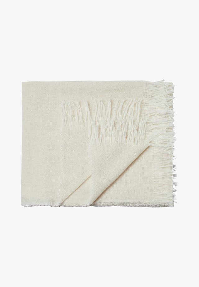 Scarf - white/off-white