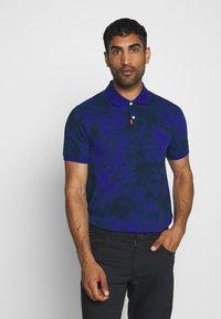 Nike Golf - FOG WASH - Funkční triko - deep royal blue - 0