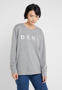 DKNY - Sweatshirt - grey - 0