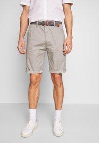 Esprit - Shorts - medium grey - 0