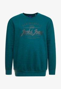 Jack & Jones - JORLIFE CREW NECK  - Collegepaita - sea moss - 4