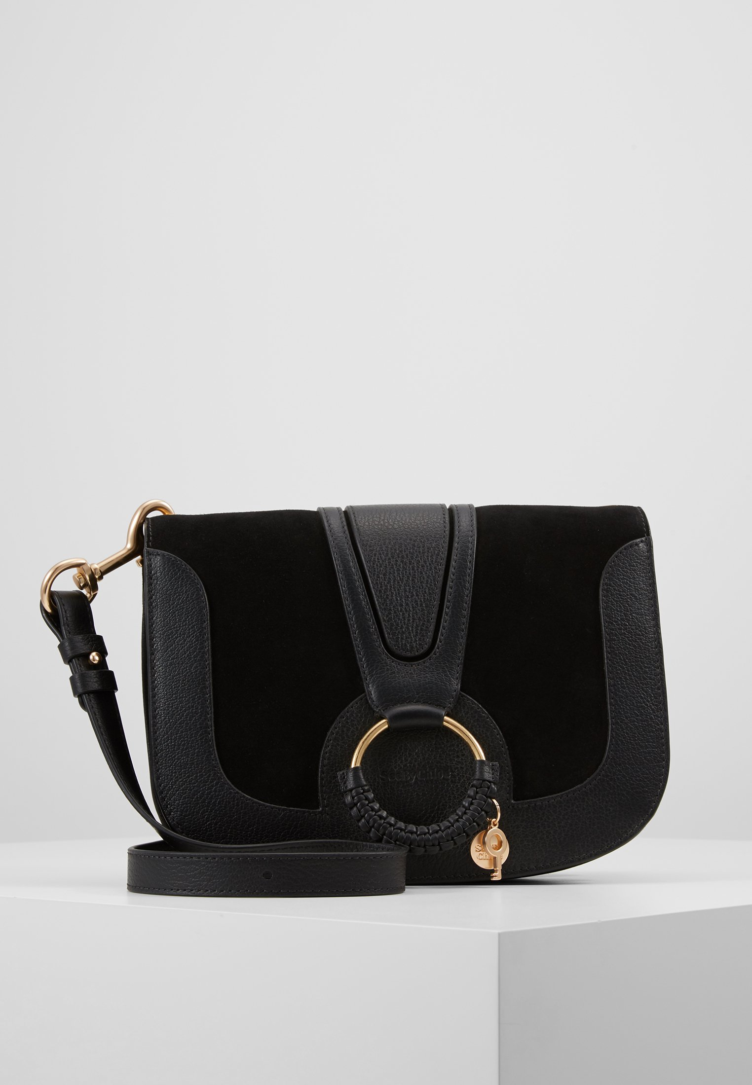 See by Chloé HANA MEDIUM Skulderveske black Zalando.no