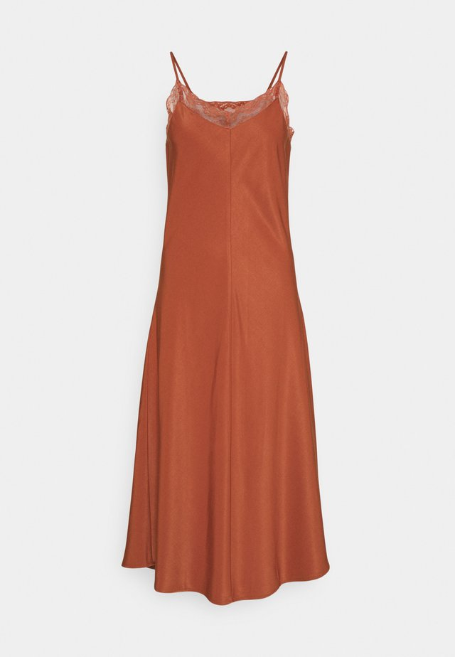 BCFIE DRESS  - Korte jurk - etruscan red