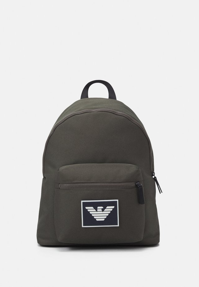 BACKPACK UNISEX - Rygsække - green military/black