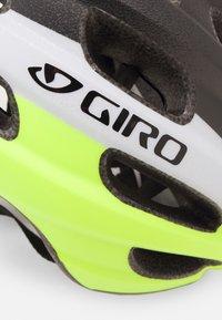 Giro - ISODE UNISEX - Helm - black fade/highlight yellow - 5