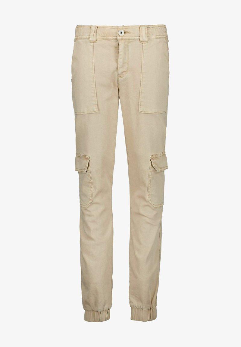 Garcia - Cargo trousers - salmiak