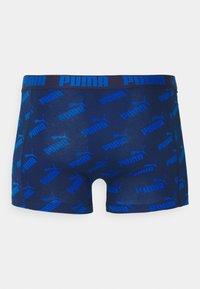 Puma - MEN 2 PACK - Culotte - blue - 2
