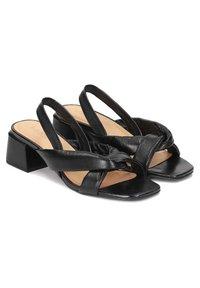 Kazar - MARNIE - Sandals - black - 4