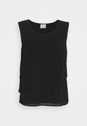 VIISSI  - Bluser - black