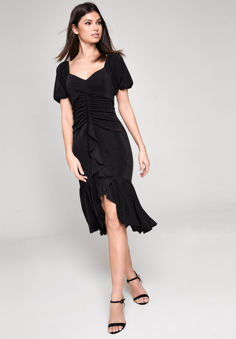 Lipsy Cocktailkleid/festliches Kleid - black - Zalando.de
