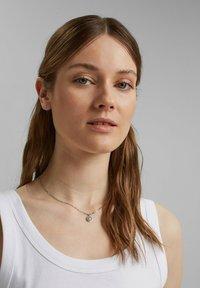 Esprit - Necklace - silver - 0