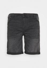 Only & Sons - ONSPLY - Denim shorts - grey denim - 0