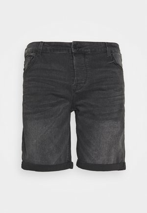 ONSPLY - Denim shorts - grey denim