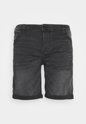 ONSPLY - Jeansshort - grey denim