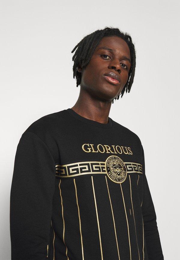 Glorious Gangsta DEBRIS - Bluza - black/czarny Odzież Męska LFEC
