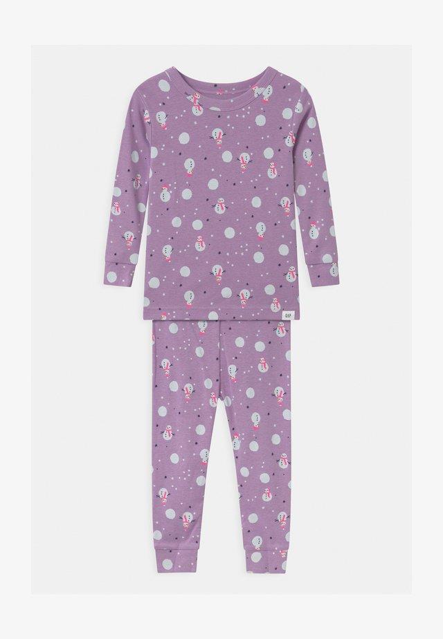 TODDLER GIRL - Pyjama set - purple rose