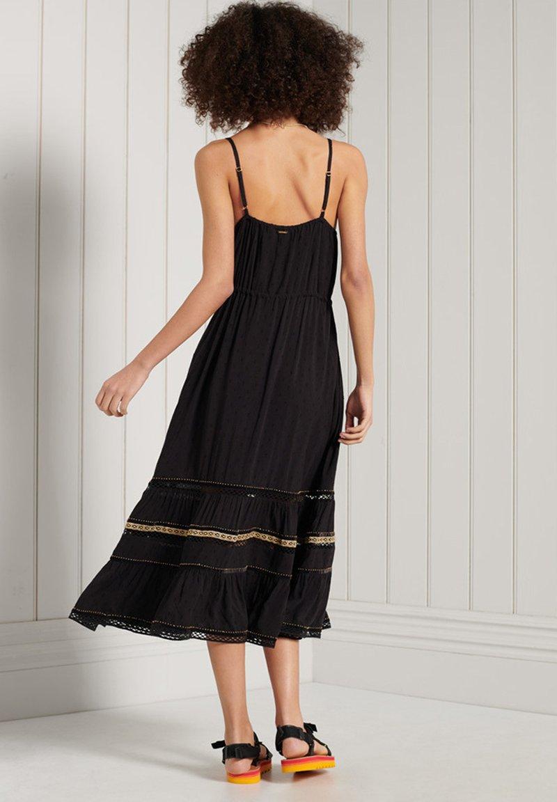 Superdry - Korte jurk - black