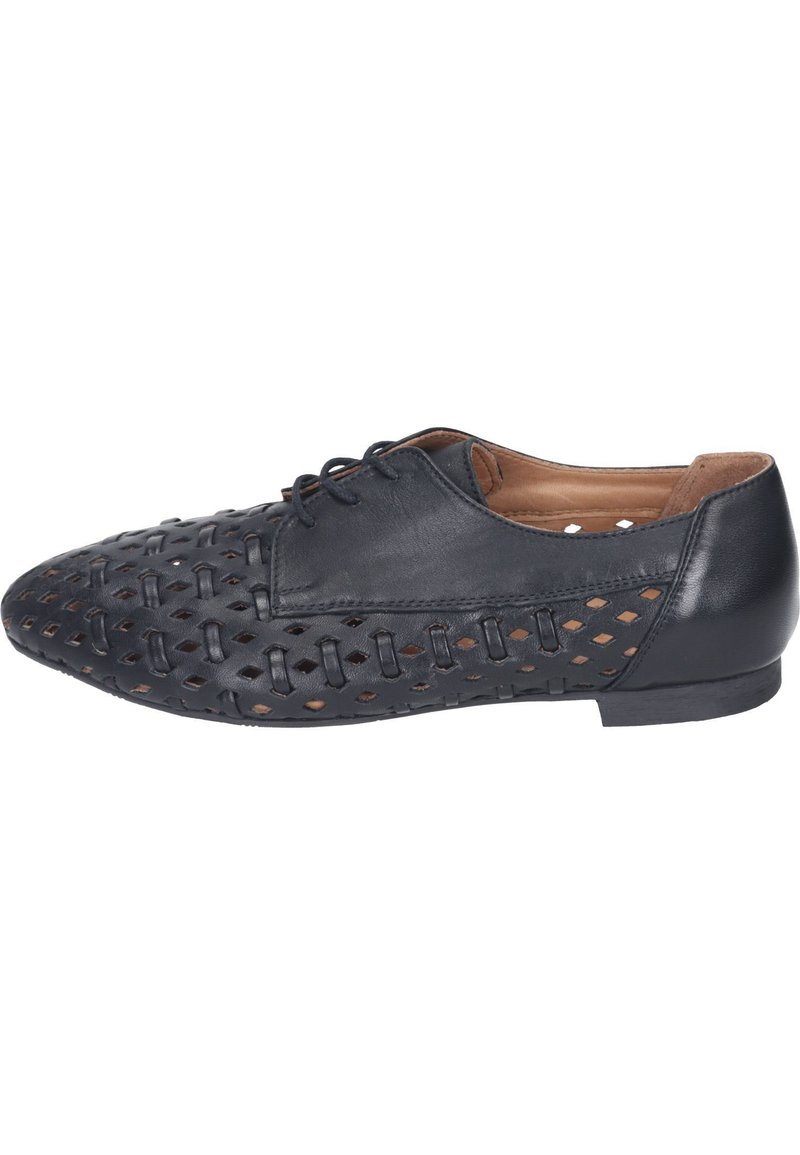 Piazza - Casual lace-ups - schwarz