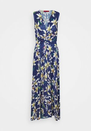 PADRINO - Maxi dress - cornflower blue pattern