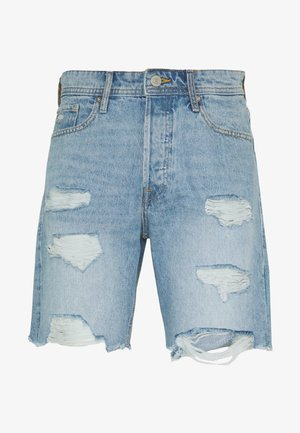 JJICHRIS JJORIGINAL  - Jeans Shorts - blue denim