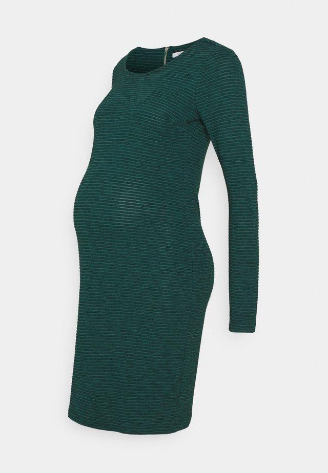 MILA AUTHENTIC - Vestito di maglina - ponderosa pine