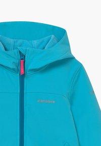 Icepeak - KAPPELN - Soft shell jacket - turquoise - 2
