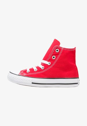 CHUCK TAYLOR ALLSTAR CORE - Korkeavartiset tennarit - red