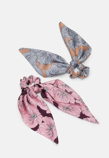 PCFLOVER SCRUNCHIE 2 PACK