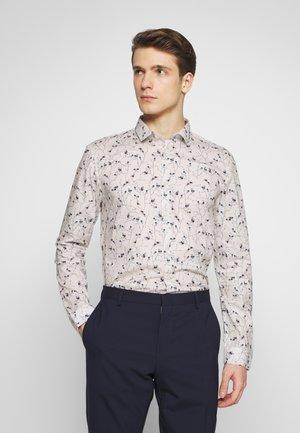 FLORAL PRINT - Shirt - off white
