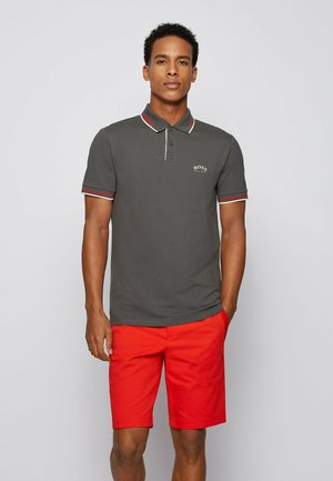 PAUL - Polo shirt - dark grey
