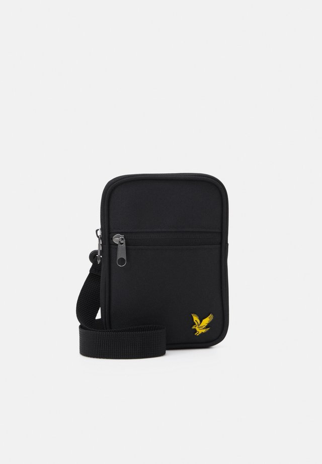 SMALL MESSENGER UNISEX - Umhängetasche - true black
